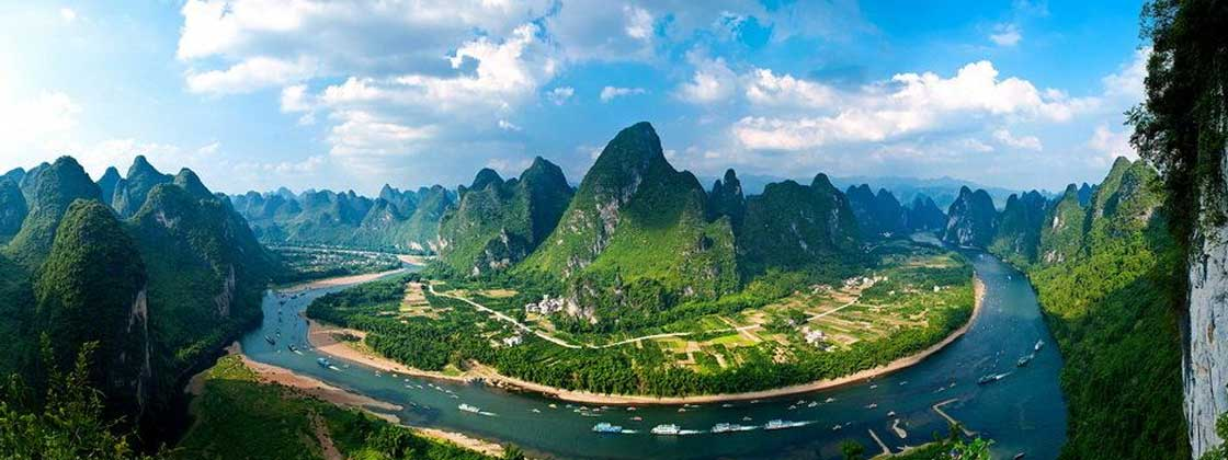 1-day Guilin City Tour